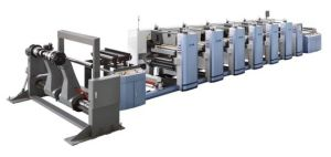 High Speed Best Sale Printing Machine pictures & photos