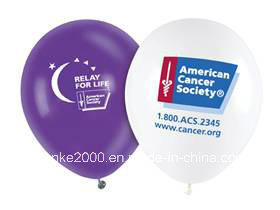 Higher Quality Helium Printed Latex Balloon (CB-081)