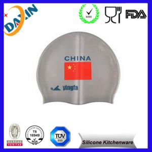 World Best Selling Products Stretchable Silicone Swim Cap pictures & photos