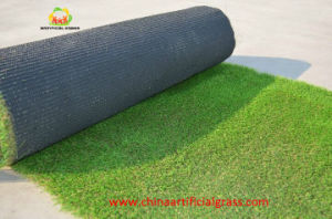 Decorative Professional Nature Green Garden Artificial Grass Turf pictures & photos