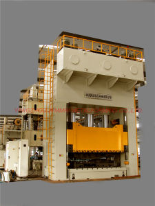 High Quality 1600t Hydraulic Power Press with ISO9001