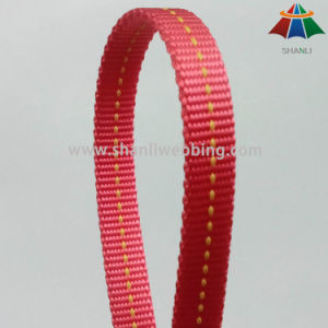 15mm Pet Use Red Nylon Webbing pictures & photos