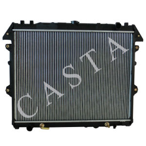 Cooling system auto radiator for Toyota Hilux Innova 1TR (04-) At pictures & photos