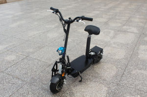 Green Travel Energy Saving Foldable Electric Scooter pictures & photos