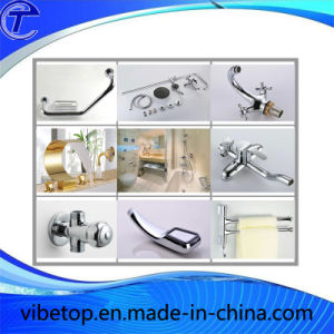 Bathroom Bathtub Safety Handrail with Soap Basket pictures & photos