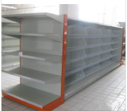 Steel Display Shelf for Supermarket pictures & photos