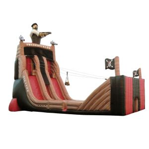 Outdoor Giant Pirate Theme Zip Line Sports for Event pictures & photos