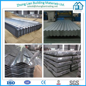 Galvanized Corrugated Roofing Sheet (ZL-RS) pictures & photos