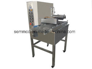 Mm60 Stainless Steel Table Top Chocolate Moulding Machine