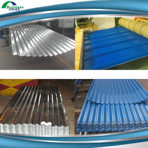 Corrugated Colored PPGI Roofing Sheet pictures & photos