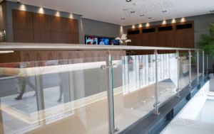 Glass Railing - Carbone Quickglass pictures & photos