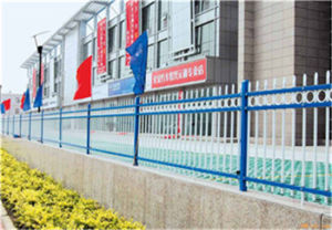 Steel Wall Fence of High Quality