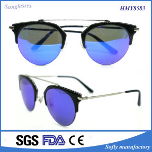 Arrival Hot Selling Retro Polarized Fashion Sunglasses (HMY8583) pictures & photos