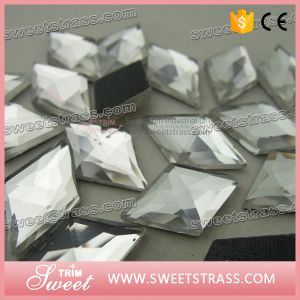 Shining Special-Shaped Hotfix Stones Crystal Fancy Designs pictures & photos