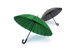 24′′ Straight Umbrella, 24ribs (BR-ST-154) pictures & photos