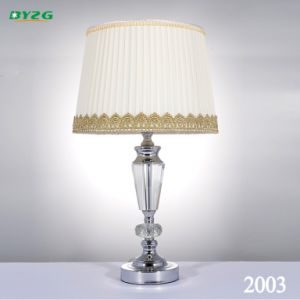 Hot Sale Modern Home Lighting Crystal Table Lamp Light/Table Lighting Desk Lamp