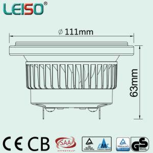 Tuv′s GS CRI80 CREE Spotlight LED Es111/AR111 (LS-S615-G53) pictures & photos