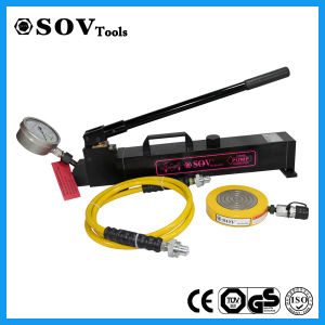 Single Acting Cheap Super Low Profile Short Stroke Hydraulic Cylinder pictures & photos