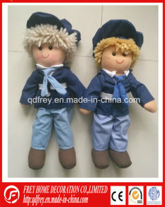 OEM Manufacturer of Plush Doll Toy for Baby Promotion