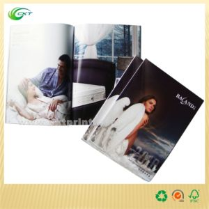 Custom Quality Brochure Printing in China (CKT-BK-551)