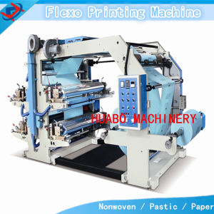 China Non Woven Flexo Printing Machine pictures & photos