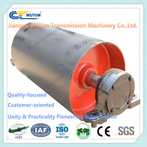 Motorized Driven Pulley Drum, Electric Driven Roller, Conveyor Belt Roller Drum pictures & photos