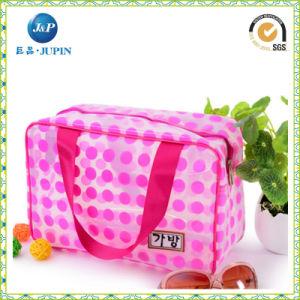 Custom Printed Plastic PVC Waterproof Shopping Bag (JP-ARplastic036) pictures & photos