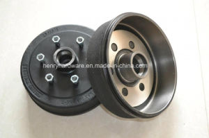Various Brake Drums, Brake Hubs for Trucks and Buses pictures & photos
