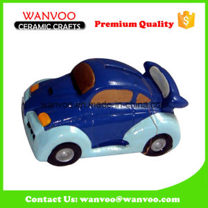 China Manufacture Ceramic Mini Car for Money Box pictures & photos