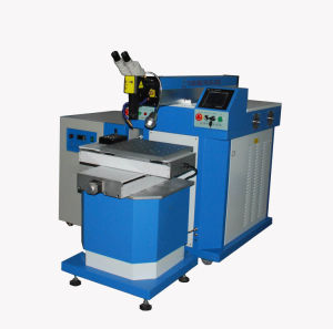 Laser Welding Machine 3D Letters Making Machine pictures & photos