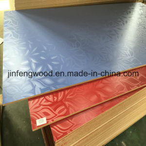 Sudan Market Popular Furniture Board Colorful Melamine MDF pictures & photos