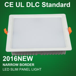 32W Bis Back Lit LED Square Downlight with Aluminum Housing