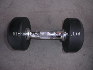Gym Equipment Fitness Equipment Exercise Rubber Fixed Dumbell