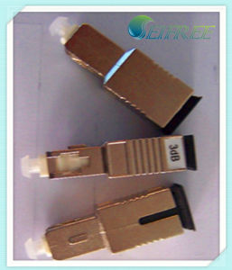 Sc Female-Male Telecommunication Optic 3dB Attenuator pictures & photos