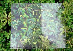 Tempered Ar Photovoltaic Glass with 3.2mm 4mm Mistlite Pattern pictures & photos