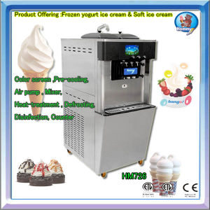 High Efficiency Frozen Yogurt Machine for Ice Cream Shop pictures & photos