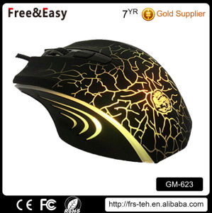 New Design Computer Accessory Colorful Optical LED Gaming Mouse pictures & photos