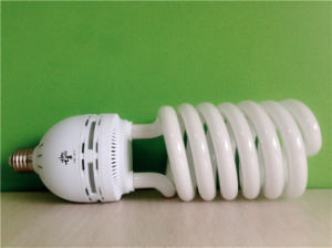 U Shape/Half Spiral/Full Spiral/Lotus 3000h-8000h Energy Saving Lamp, CFL Raw Material pictures & photos