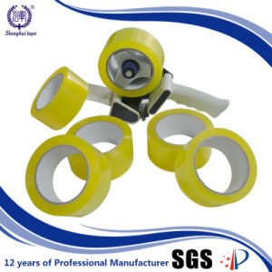 SGS Approved BOPP Self Adhesive Clear OPP Box Tape pictures & photos
