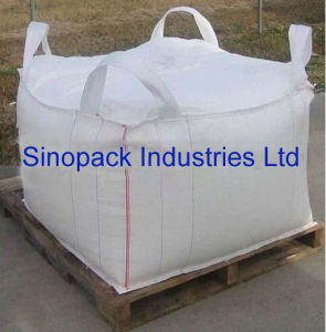 Square Jumbo Bags for Packing China Clay pictures & photos