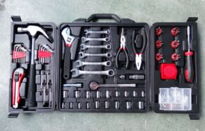 160 PCS Car Repairing Tools, Tool Set/Hand Tool Set/ Kraft Tool Set pictures & photos