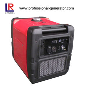 6kw/2600rpm Electric Digital Gasoline Inverter Generator pictures & photos