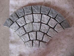 Natural Granite Garden Cobblestone/Paving Stone for Outdoor Garden pictures & photos