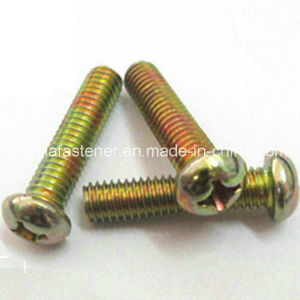 Phil Countersunk Head Machine Screw