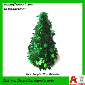 Christmas Decoration Gift Tree of Tinsel Garland