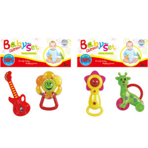 ABS Plastic Toys Baby Rattle for Promotion (H5749167) pictures & photos