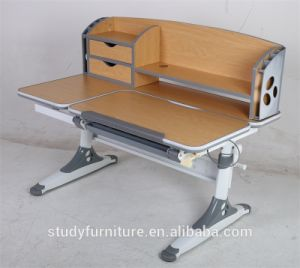 Bone Protective Kids Bedroom Ergonomic Study Table Nursery Furniture pictures & photos