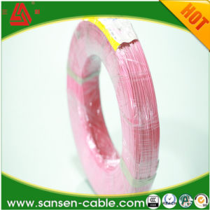 QVR/Qfr/QVR-105 Auto Wire PVC Insulated Automobile Wire pictures & photos