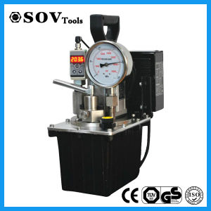 700bar Hydraulic Electric Pump for Hydraulic Wrench (SV14B) pictures & photos