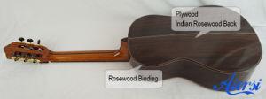 Aiersi Wholesale Factory Spanish Classic Guitar (SC02SRCN) pictures & photos